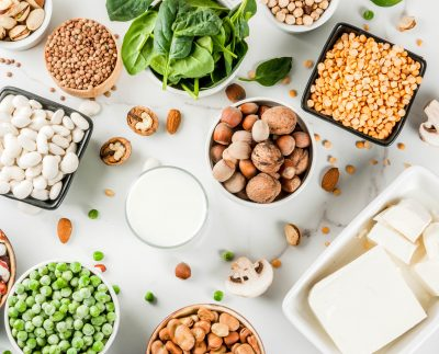 aliments riches en proteine
